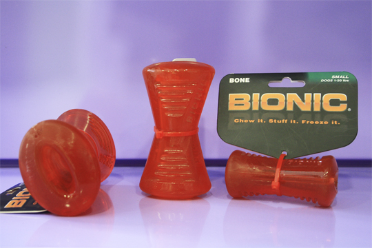 A Media Lúa: Bionic Bone